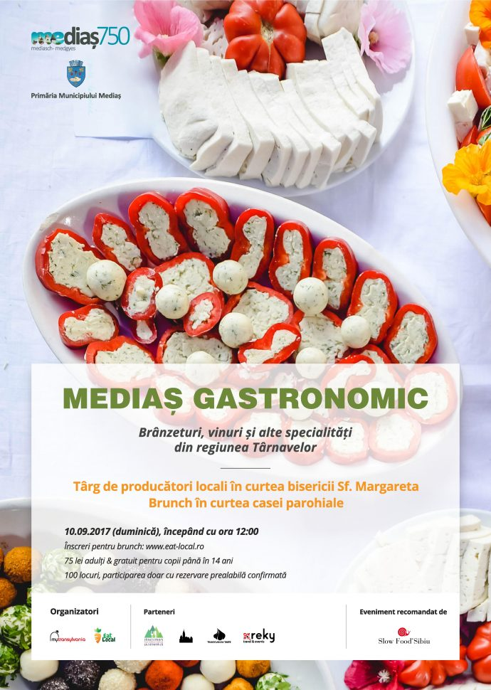 Eveniment culinar Medias