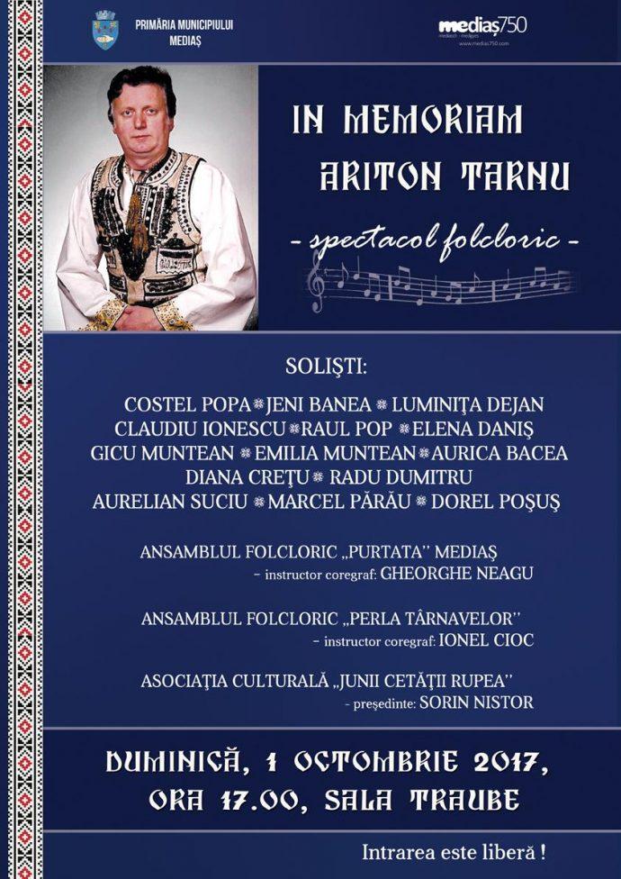 Afis Ariton Tarnu