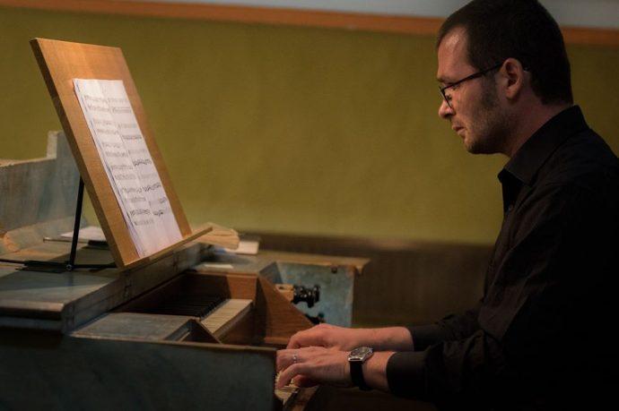 Concert orga