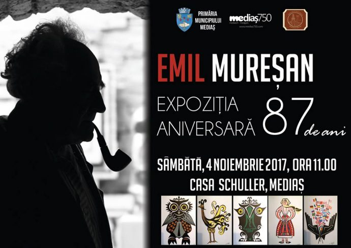 Afis Emil Muresan