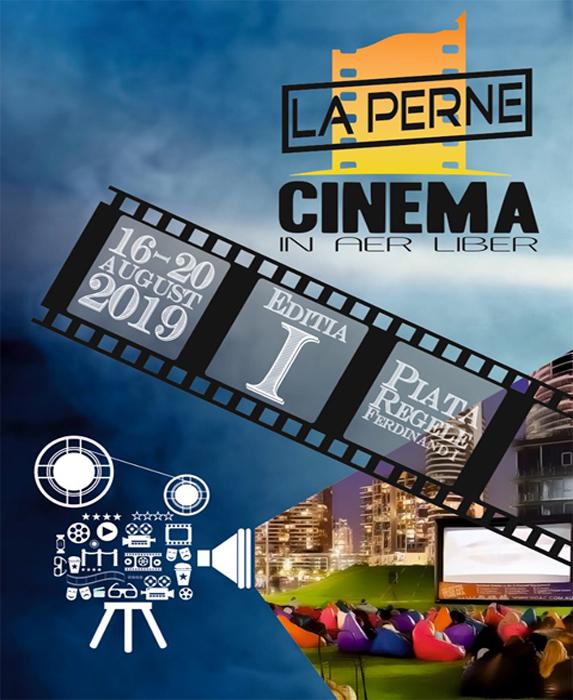 La Perne - Cinema în aer liber