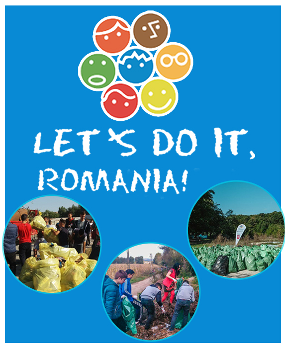 Let's do it, România!
