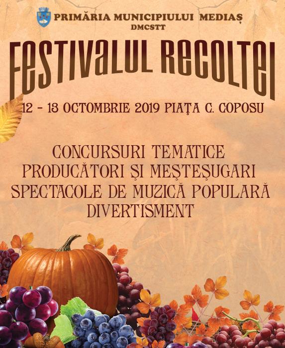 Festivalul Recoltei la Mediaș - 2019