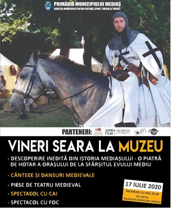 Festivalul Mediaș Cetate medievală în vreme de restriște