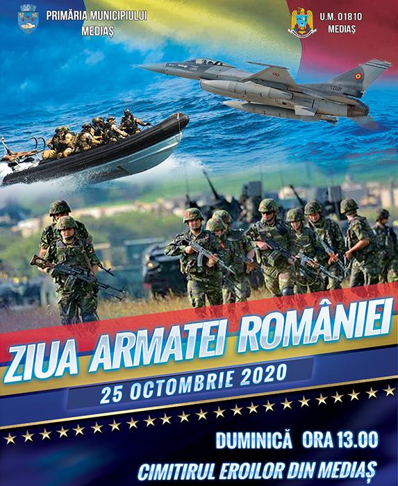 Ziua Armatei României 2020